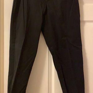Black Talbots casual slacks